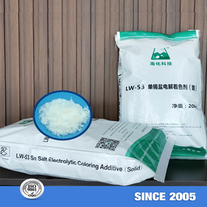 LW-53 Sn Salt Electrolytic Coloring Additive (Solid)